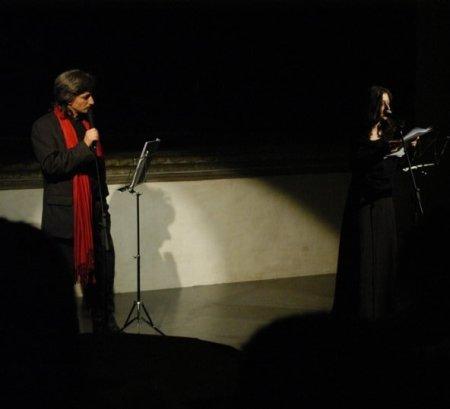 Reading teatrale 'Senza Pelle' - Grandi  Magazzini Teatrali dicembre 2004