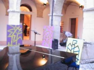 backstage Teatro Sitazionista in Larino