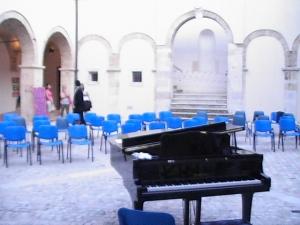 il pianoforte di mario serra